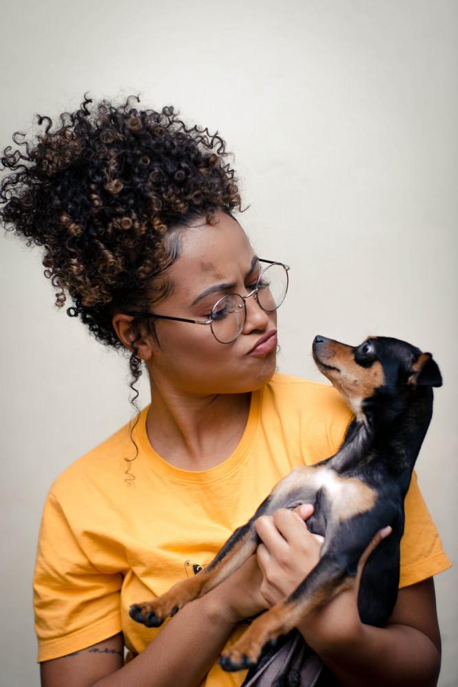 Hund och människa